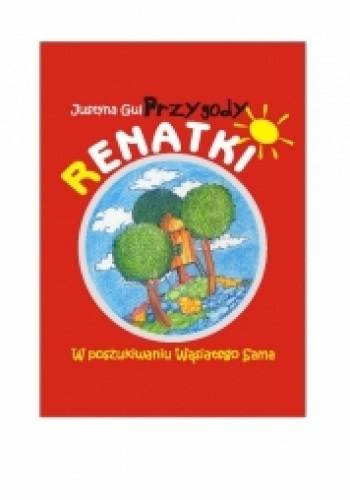 Okładka książki Przygody Renatki