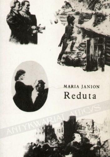 Okładka książki Reduta. Romantyczna poezja niepodległościowa