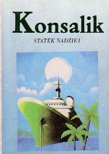 Okładka książki Statek nadziei