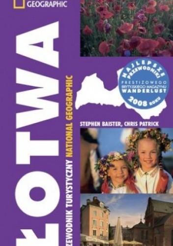 Okładka książki Łotwa. Przewodnik turystyczny National Geographic