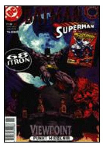 Okładka książki Batman & Superman 11/1998