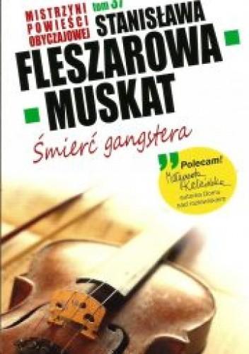 Okładka książki Śmierć gangstera