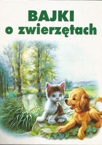 Okładka książki Bajki o zwierzętach