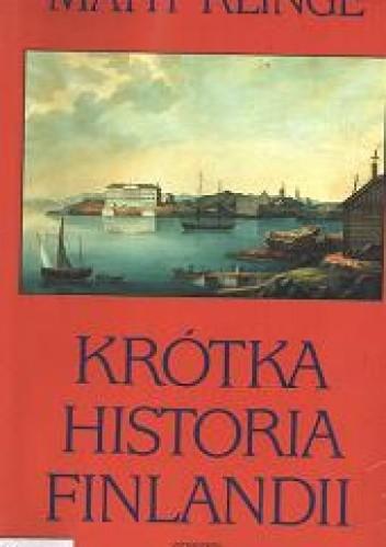 Okładka książki Krótka historia Finlandii