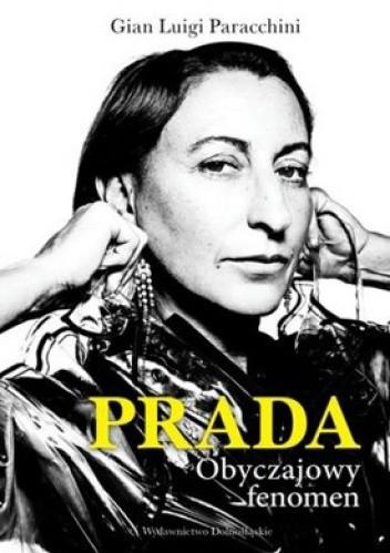 Okładka książki Prada. Obyczajowy fenomen