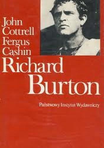 Okładka książki Richard Burton