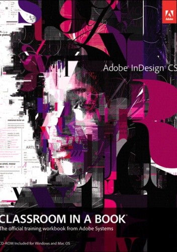 Okładka książki Adobe InDesign CS6 Classroom in a Book