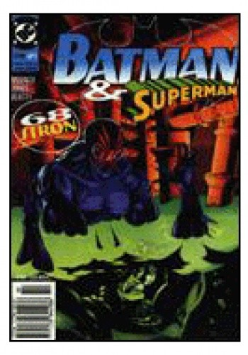 Okładka książki Batman & Superman 2/1998