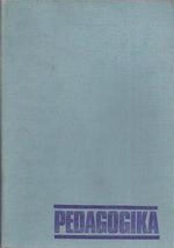 Okładka książki Pedagogika. Podręcznik akademicki