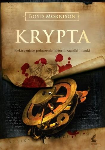 Okładka książki Krypta