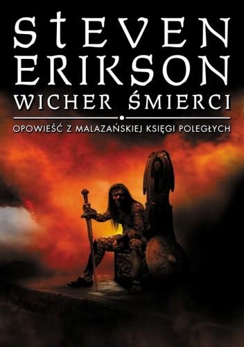 Okładka książki Wicher śmierci