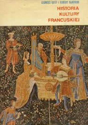 Okładka książki Historia kultury francuskiej