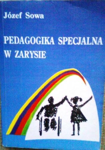 Okładka książki Pedagogika specjalna w zarysie