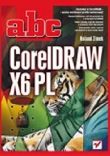 Okładka książki ABC CorelDRAW X6 PL