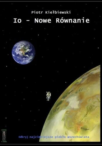 Okładka książki Io - Nowe Równanie