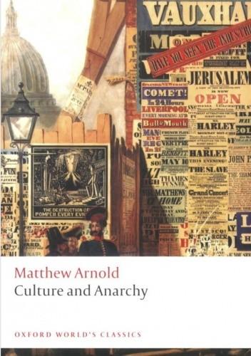 Okładka książki Culture and Anarchy