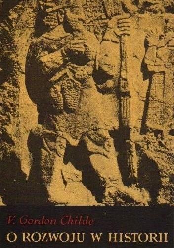 Okładka książki O rozwoju w historii