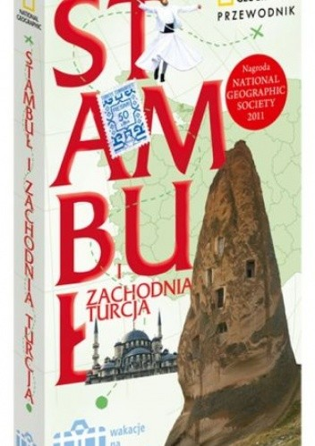 Okładka książki Stambuł i zachodnia Turcja
