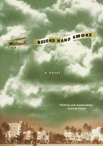 Okładka książki Second hand smoke
