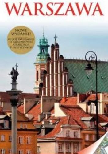 Okładka książki Warszawa. Przewodnik Wiedzy i Życia