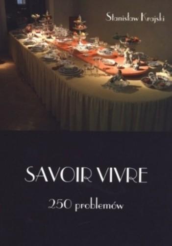 Okładka książki Savoir vivre 250 problemów