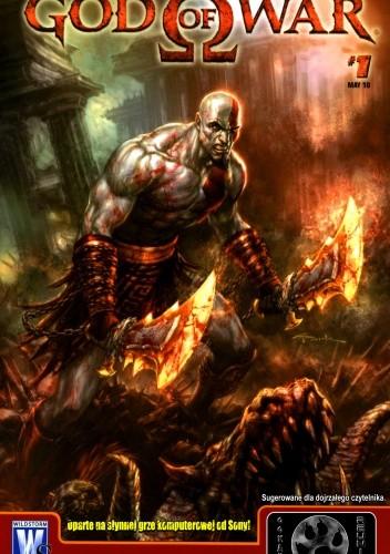Okładka książki God of War #1