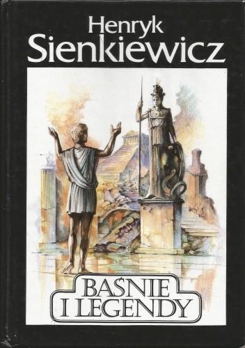 Okładka książki Baśnie i legendy