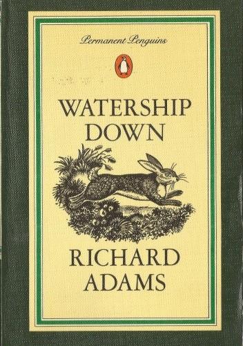 Okładka książki Watership Down