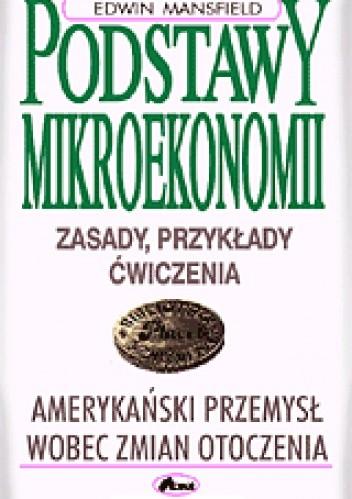 Okładka książki Podstawy mikroekonomii