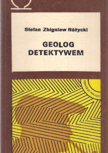 Okładka książki Geolog detektywem