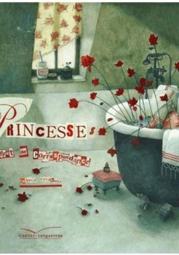 Okładka książki Princesses - Coffret de Correspondance