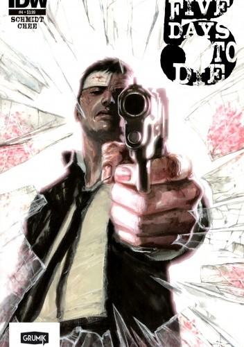 Okładka książki 5 Days to Die #4