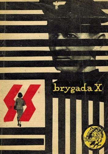 Okładka książki Brygada X