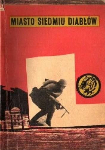 Okładka książki Miasto Siedmiu Diabłów