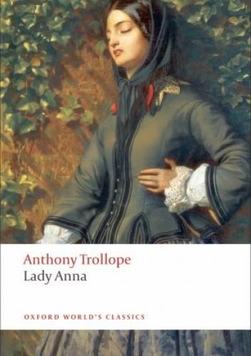 Okładka książki Lady Anna