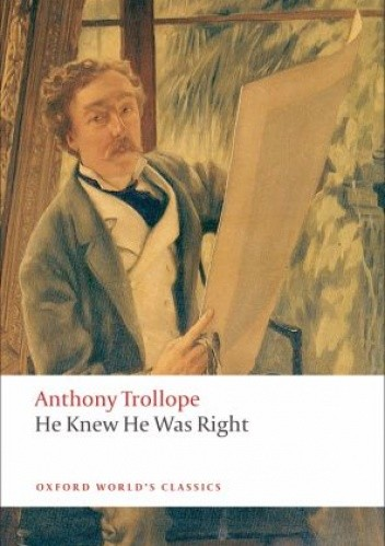 Okładka książki He Knew He Was Right