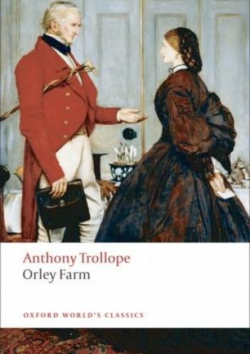 Okładka książki Orley Farm