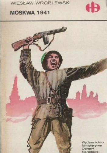 Okładka książki Moskwa 1941