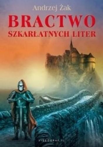 Okładka książki Bractwo Szkarłatnych Liter