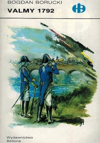 Okładka książki Valmy 1792