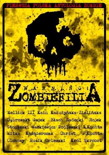 Okładka książki Zombiefilia