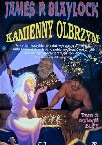 Okładka książki Kamienny olbrzym