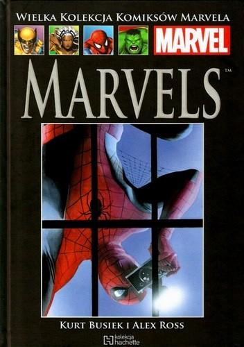 Okładka książki Marvels