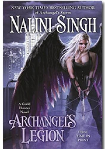 Okładka książki Archangel's Legion