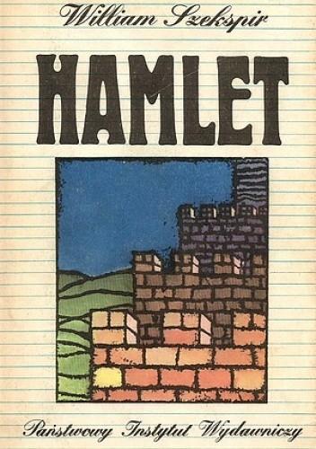 Okładka książki Hamlet. Królewicz duński