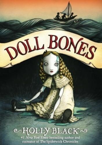Okładka książki Doll Bones