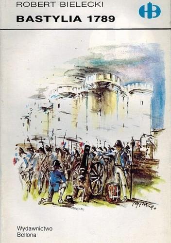 Okładka książki Bastylia 1789