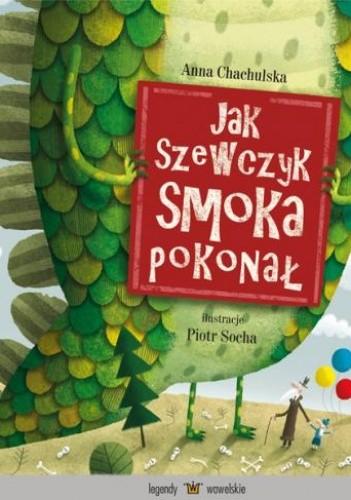 Okładka książki Jak Szewczyk smoka pokonał
