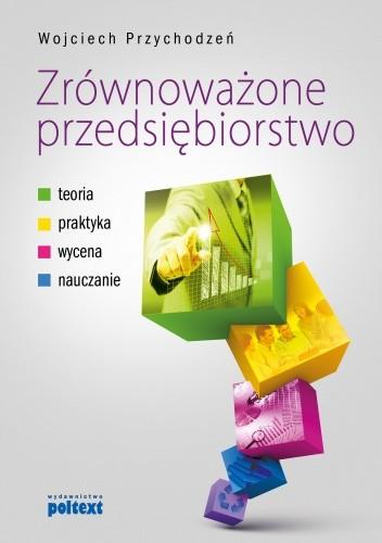 Okładka książki Zrównoważone przedsiębiorstwo