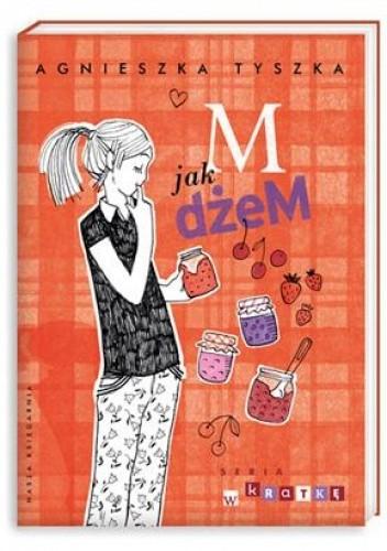 Okładka książki M jak dżeM